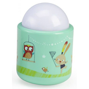 Pabobo Nomade baby night-light Power socket Green LED