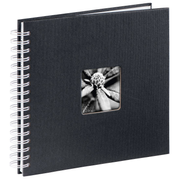 Hama Fine Art photo album Black 50 sheets 10 x 15 cm