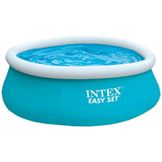 Intex 28101NP above ground pool Inflatable pool Round 886 L Blue, White