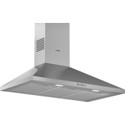 Bosch DWP96BC50 cooker hood Wall-mounted Stainless steel 600 m³/h A