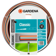 Gardena 18002-20 garden hose 18 m PVC Black, Grey, Orange
