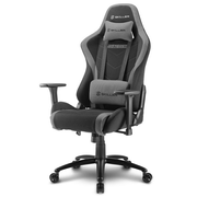 Sharkoon SKILLER SGS2 PC gaming chair Padded seat Black, Grey