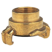 Gardena 7106-20 water hose fitting Hose coupling Brass 1 pc(s)