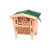 Eric Schweizer 43689 insect hotel Freestanding Wood