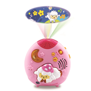 VTech Lumi mouton nuit echantée rose baby night-light Pink