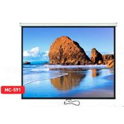 """Maclean MC-591 projection screen 3.05 m (120"""") 4:3"""