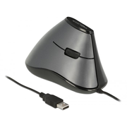 DeLOCK 12527 mouse Right-hand USB Type-A Optical 800 DPI