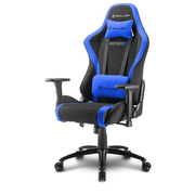 Sharkoon SKILLER SGS2 PC gaming chair Padded seat Black, Blue