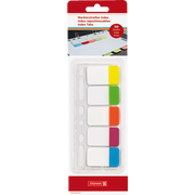 Brunnen 1055887 self-adhesive note paper Rectangle Blue, Green, Purple, Red, White, Yellow 30 sheets