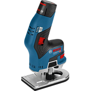 Bosch GKF 12V-8 Professional 13000 RPM Black, Blue, Red