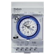 Theben SUL 181 d Blue, Grey Daily timer