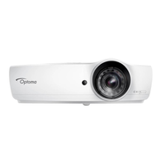 Optoma EH460ST data projector Standard throw projector 4200 ANSI lumens DLP 1080p (1920x1080) 3D White