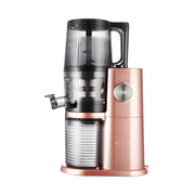Hurom One Stop H-AI Slow juicer 200 W Rose gold, Stainless steel