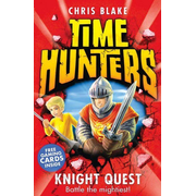 ISBN Knight Quest (Time Hunters, Book 2)