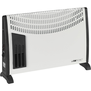 Clatronic KH 3433 Indoor Black, White 2000 W Fan electric space heater