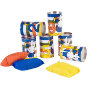 Rubo Toys Miffy Throwing Cans