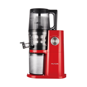 Hurom One Stop H-AI Slow juicer 200 W Red, Stainless steel