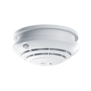ESYLUX ER10018916 smoke detector Photoelectrical reflection detector Interconnectable Wired