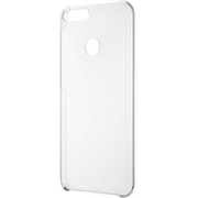 """Huawei 51992280 mobile phone case 14.3 cm (5.65"""") Cover Transparent, White"""