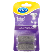 Scholl Velvet Smooth foot care appliance Black