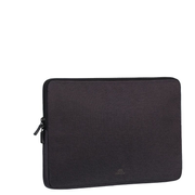 "Rivacase 7703 BLACK notebook case 33.8 cm (13.3"") Sleeve case"