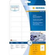 HERMA 4511 self-adhesive label Rounded rectangle White 540 pc(s)