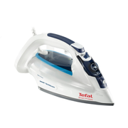 Tefal Smart Protect FV4980 iron Steam iron Durilium soleplate 2600 W Blue, Grey, White