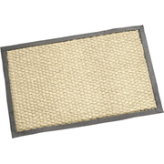 KNORR prandell 212305800 Decorative doormat Indoor Rectangular Beige, Grey
