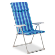 Eredu 8414174290327 camping chair 2 leg(s) Blue, Red, White, Yellow