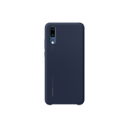 """Huawei Silicon Case mobile phone case 14.7 cm (5.8"""") Cover Blue"""