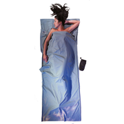 Cocoon CT14 sleeping bag Adult Rectangular sleeping bag Cotton Blue