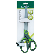 Linex 400084194 kitchen scissors 22.5 cm Green, Grey