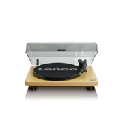 Lenco L-30 WOOD audio turntable Belt-drive audio turntable