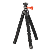 Hama Flex 2in1 tripod Digital/film cameras 3 leg(s) Black