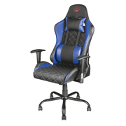 Trust GXT 707B PC gaming chair Padded seat Black, Blue