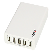 Lindy 73306 mobile device charger White Indoor