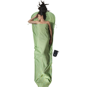 Cocoon CM46-0 Adult Mummy sleeping bag Cotton Green