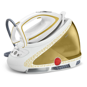 Tefal Pro Express Ultimate Care GV9581 steam ironing station 260 W 1.9 L Durilium Autoclean soleplate Gold, White