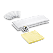 Kärcher 2.863-265.0 steam cleaner accessory Cloth pads