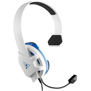 Turtle Beach Recon Chat Headset Head-band 3.5 mm connector Black, Blue, White