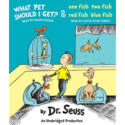 ISBN What Pet Should I Get? and One Fish Two Fish Red Fish Blue Fish