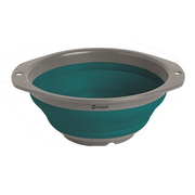 Outwell 650690 camping dish Round Plastic, Thermoplastic elastomer (TPE) Foldable Personal