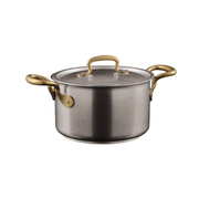 Sambonet 1965 Vintage multi pot Stainless steel 3.8 L 20 cm