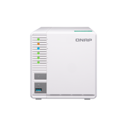 QNAP TS-328 NAS/storage server Desktop Ethernet LAN White RTD1296