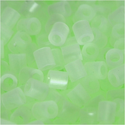 Creativ Company 75283 beads Tube bead Lime 1100 pc(s)