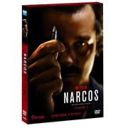 Eagle Pictures Narcos DVD English, Italian