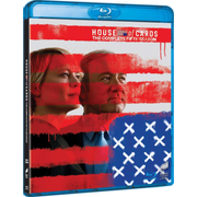 Universal Pictures House Of Cards: The Complete Fifth Season Blu-ray English, Spanish, Italian