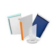Biella 0347402.43 clipboard A4 Blue