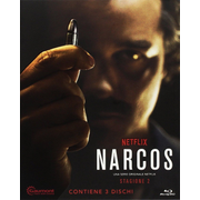 Eagle Pictures Narcos Blu-ray English, Italian