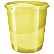 Esselte 626287 trash can 14 L Other Polypropylene (PP) Yellow